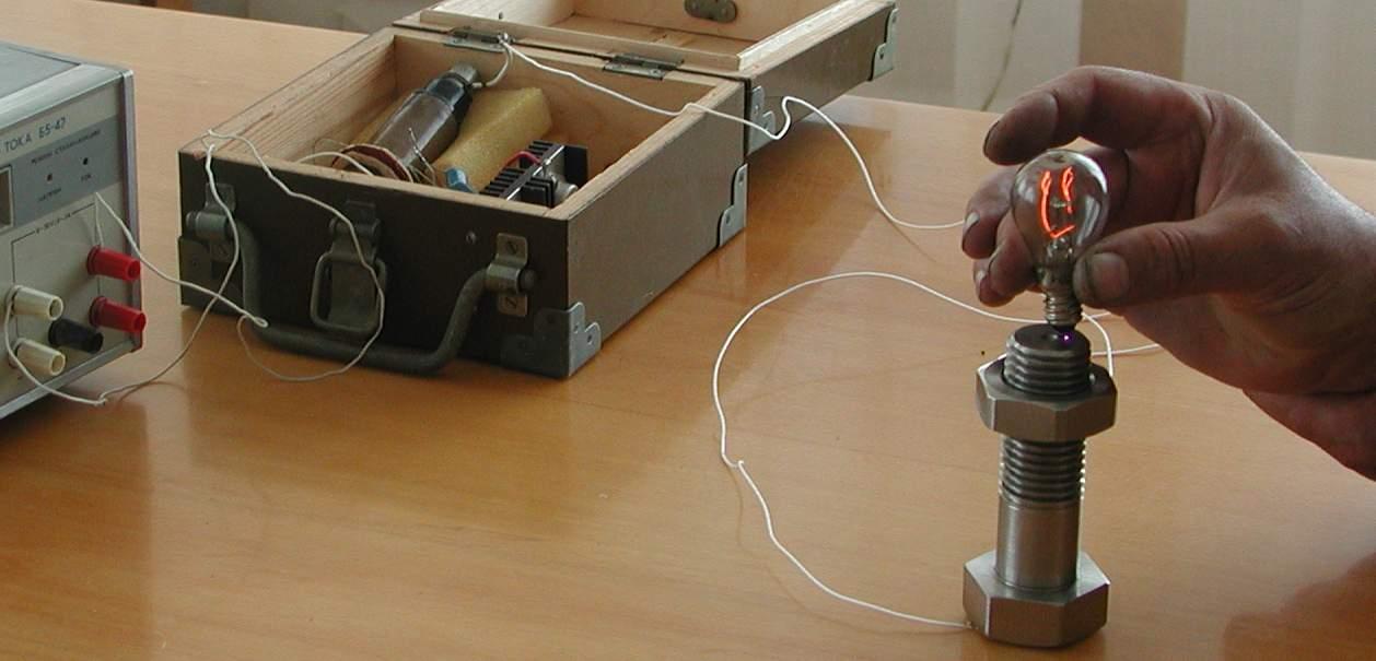 Электрическое изобретение своими руками